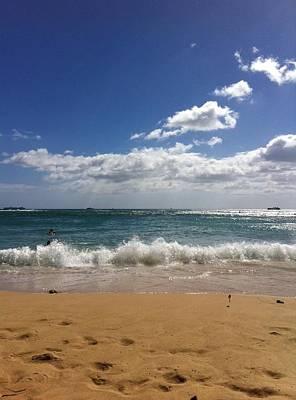 Photograph - Queen's Beach View by Erika Swartzkopf