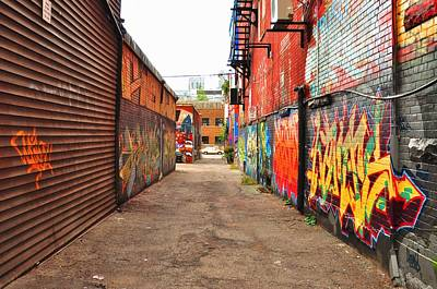 Photograph - queens T.O by Puzzles Shum