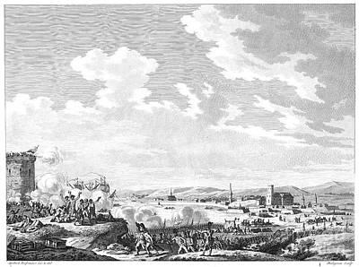 Quiberon Expedition, 1795 Art Print by Granger