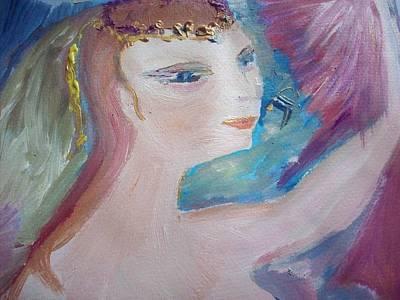 Quick Change Dancer Original by Judith Desrosiers