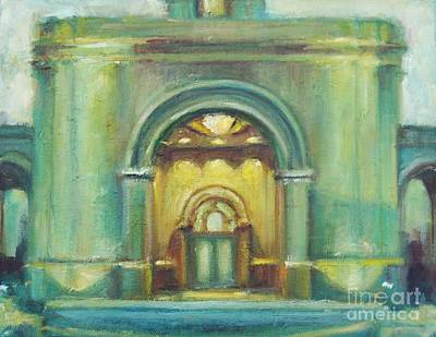 Church Of Jesus Christ Of Latter-day Saints Painting - Quiet Evening by Loni Lagula