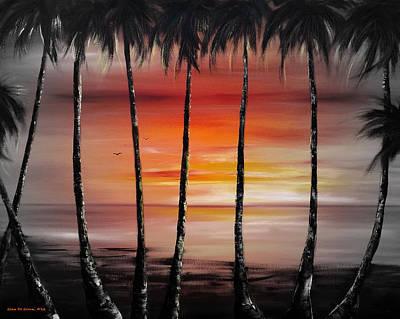 Painting - Quiet Joy 2 by Gina De Gorna