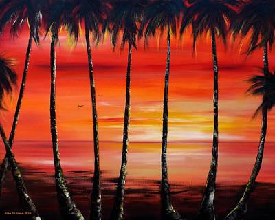 Painting - Quiet Joy by Gina De Gorna