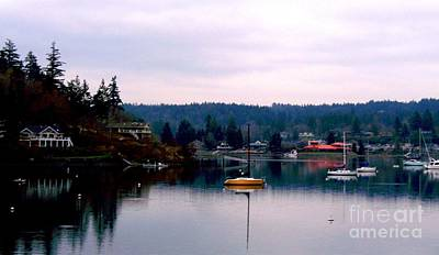 Boats Photograph - Quiet Morning  3 by Tanya  Searcy