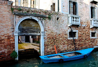 Photograph - Quiet Morning In Venice by Anthony Doudt