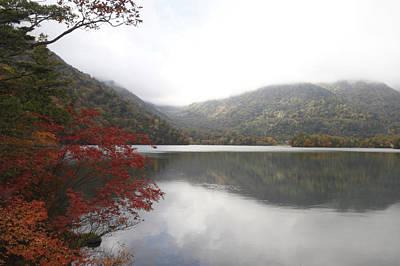 Photograph - Quitet Lake by Masami Iida