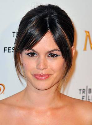 The Iac Building Photograph - Rachel Bilson At Arrivals For Magnum by Everett