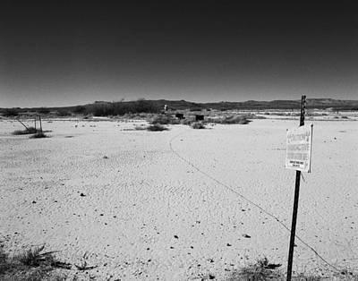 Radioactive - Area 5 Original by Jan W Faul