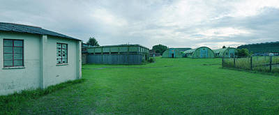 Raf Binbrook Nissen Huts Original by Jan W Faul