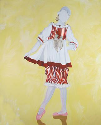 Painting - Rag Doll by Kim Chambers