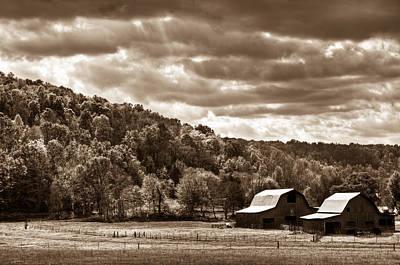 Raging Photograph - Raging Skies by Douglas Barnett