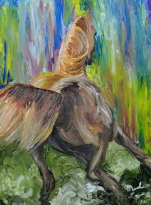 Unicorn Dust - Rain Dancer by Michael Lee