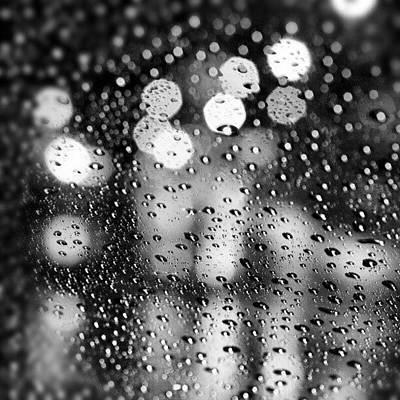 Raindrops Photograph - Rain Drops #rainy #raining #raindrops by Abdelrahman Alawwad