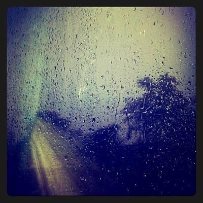 Rain Drops Art Print by Sumit Jain