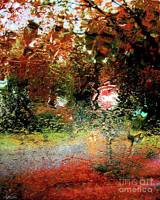 Digital Art - Rain  by Lizi Beard-Ward
