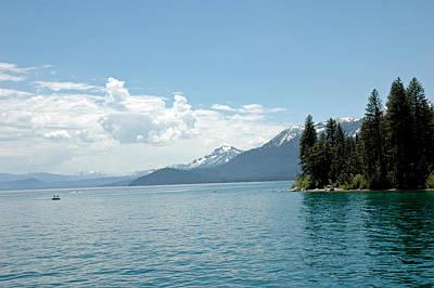 Caravaggio - Rain or Shine Lake Tahoe by LeeAnn McLaneGoetz McLaneGoetzStudioLLCcom