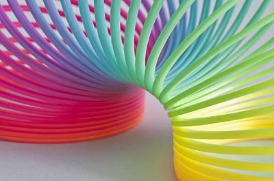 Rainbow 1 Art Print by Steve Purnell