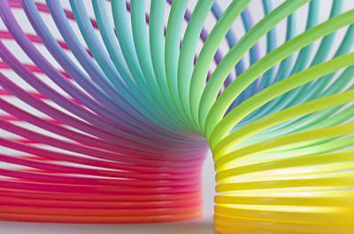 Rainbow 5 Print by Steve Purnell