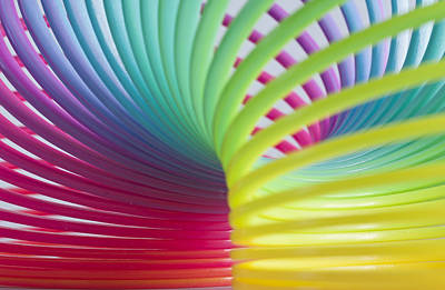 Photograph - Rainbow 7 by Steve Purnell