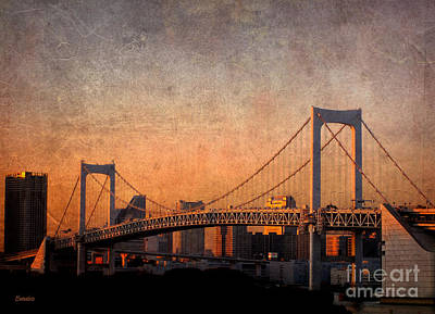 Photograph - Rainbow Bridge by Eena Bo