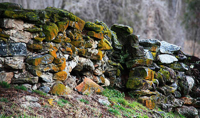 Photograph - Rainbow Rocks by Sheila Kay McIntyre