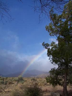 Rainbow Sky Art Print
