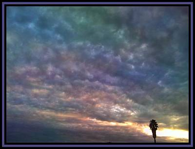 Manipulation Photograph - Rainbow Sunset by Glenn McCarthy Art and Photography