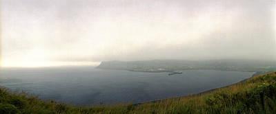 Rainstorm Over Uig - Skye Original by Jan W Faul