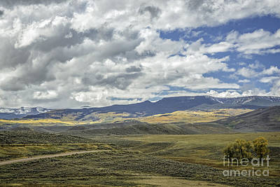 Photograph - Ranch Land II by David Waldrop
