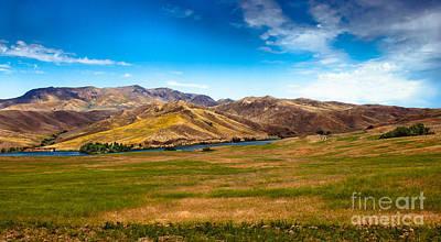 Landsacape Photograph - Range Land by Robert Bales