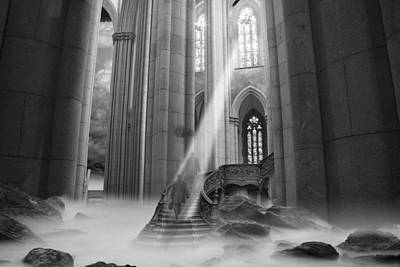 Spirit Guides Wall Art - Photograph - Rapture by Keith Kapple