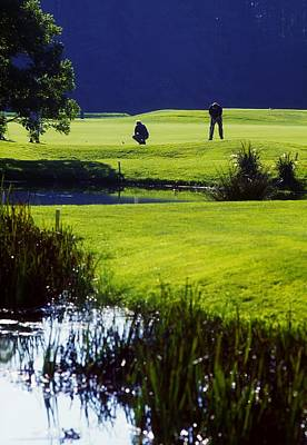 Rathsallagh Golf Club, Co Wicklow Art Print by The Irish Image Collection