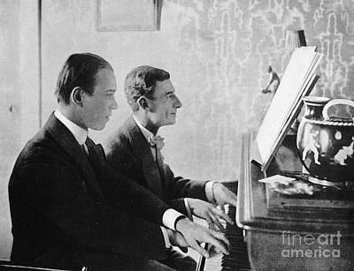 Ravel And Nijinsky Art Print
