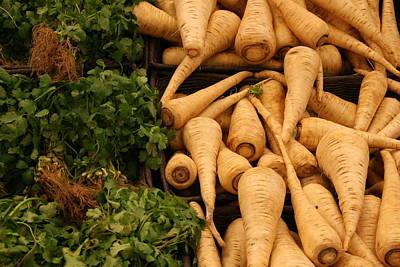 Photograph - Raw Food 11 by Paul SEQUENCE Ferguson             sequence dot net