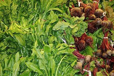 Photograph - Raw Food 6 by Paul SEQUENCE Ferguson             sequence dot net