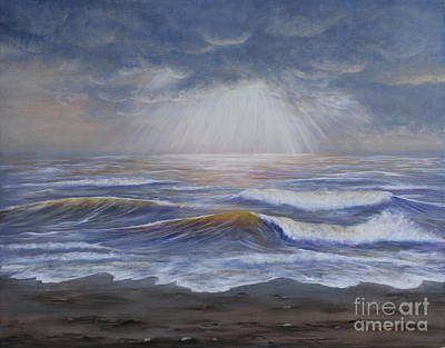 Painting - Ray Of Hope by Kristi Roberts