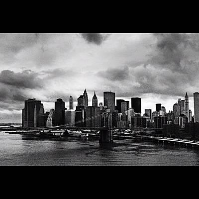America Wall Art - Photograph - Re Edit  35mm Shot by Ritchie Garrod