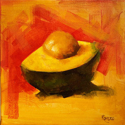 Painting - Ready For Salad by Jose Romero