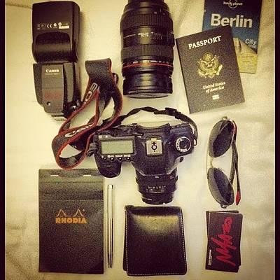 Gears Photograph - Ready To Go #berlin #travel #gear by Maro Hagopian