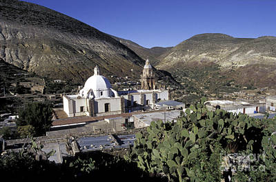 Photograph - Real De Catorce Mexico by John  Mitchell