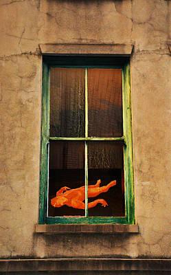 Rear Window Art Print by Bill Cannon