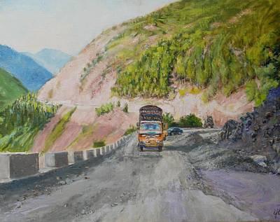 Rebuilding Highway Balakot Original