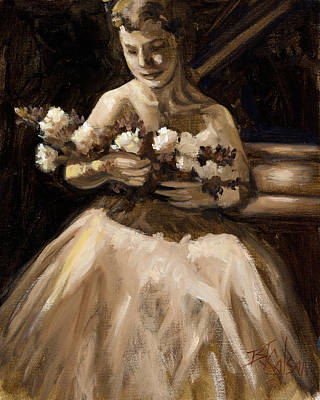 Painting - Recital by Billie Colson