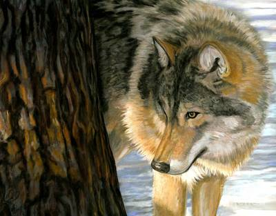 Painting - Reclaiming The Wild by Sheri Gordon