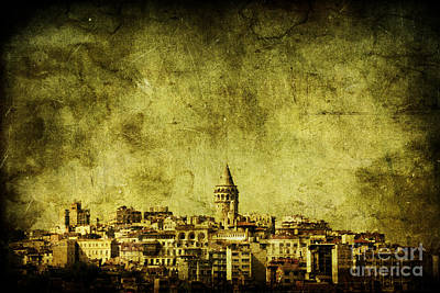 Galata Photograph - Recollection by Andrew Paranavitana