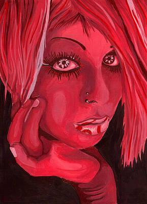 Red Herring Original by Samantha Lewis
