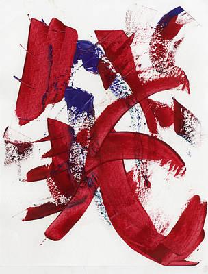 Pucker Up - Red Lightning by Taylor Webb