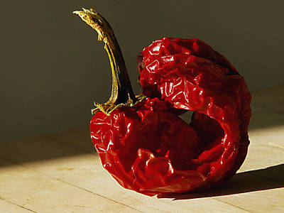 Art Print featuring the photograph Red Pepper by Joe Schofield