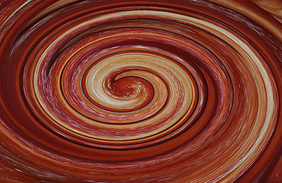 Photograph - Red Pepper Swirl by Tikvah's Hope