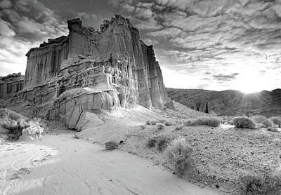 Red Rock Canyon State Park Art Print by David Kiene